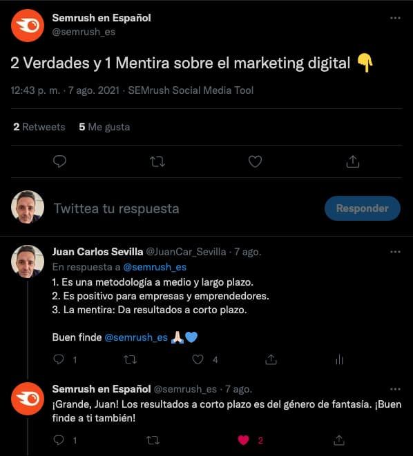 2 Verdades y 1 Mentira sobre el marketing digital