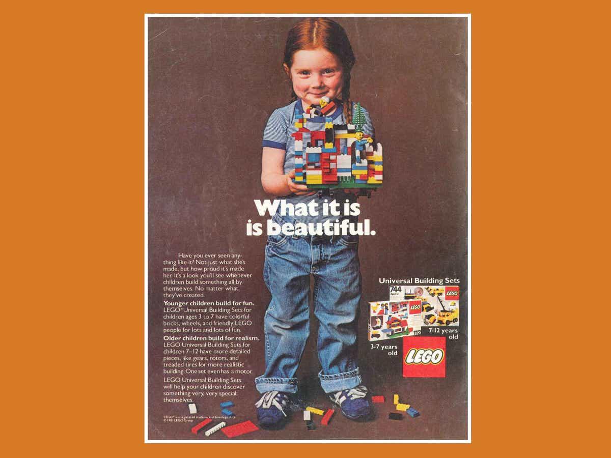 El futuro de Lego incluye a todo el mundo